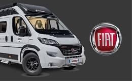 Chassis Fiat fourgon aménagé